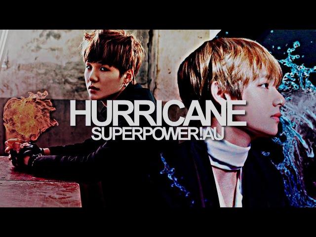 Hurricane | taegi [superpower!au]