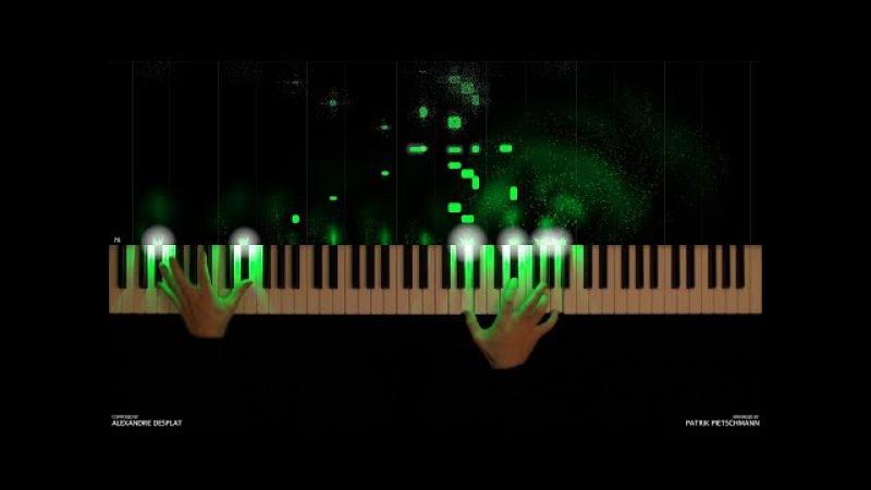 The Imitation Game Main Theme Piano Version