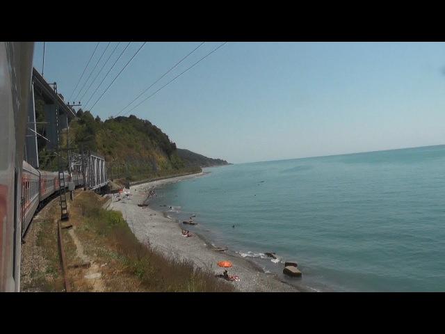 Вдоль Черного моря | Туапсе — Лоо