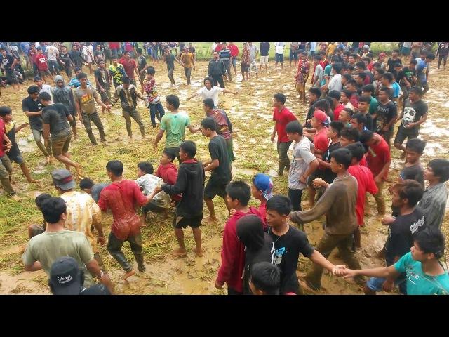 Pesta adat adu kaki(Sisemba') Toraja 2016