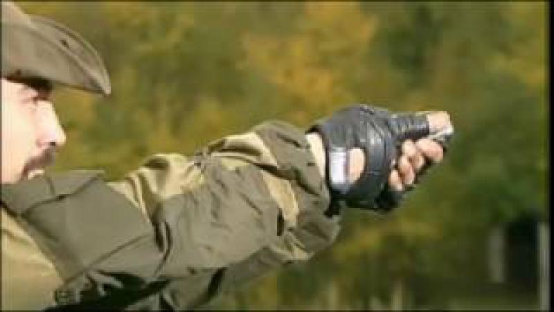 Нож разведчика стреляющий НРС - 2