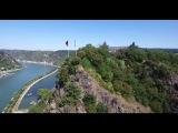 HD Loreley am Rhein - Lorelei on the River Rhine