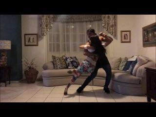 Kizomba - Joa Robles & Adriel García - Urban Kiz