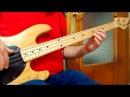 Boney M - Sunny Bass Cover (Original Bassline)