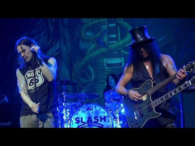 Slash - Civil War ☆ [Guns N`Roses]