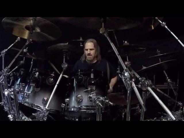 Fates Warning – White Flag (Drum Bass Play-Through)