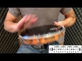 African Rhythms For Pandeiro Example 2 Galankedon