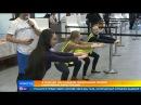 Получил талон покажи силу в Пулково прошла самая необычная регистрация на рейс