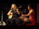 Abigail Washburn and Wu Fei perform