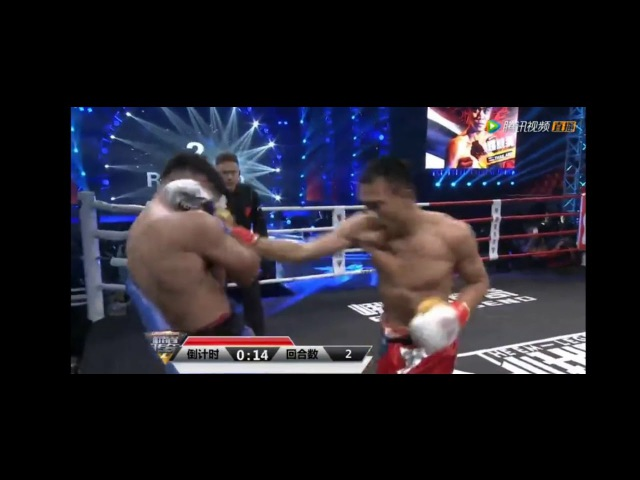 Emei Legend Yodwicha Kemmuaythai vs Yassine Baitar
