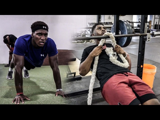 Top Speed and Upper Body Training | Overtime Athletes