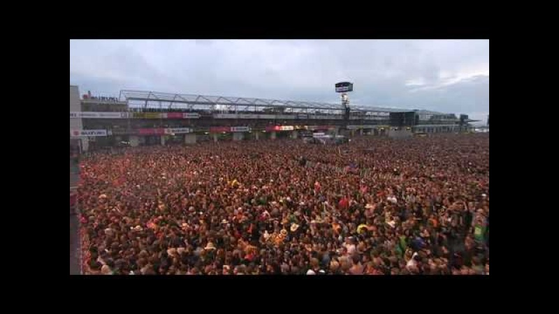 Rise Against - Blood Red, White Blue [live at Rock am Ring 2010]