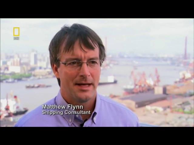 Суперсооружения Глубоководный порт National Geographic