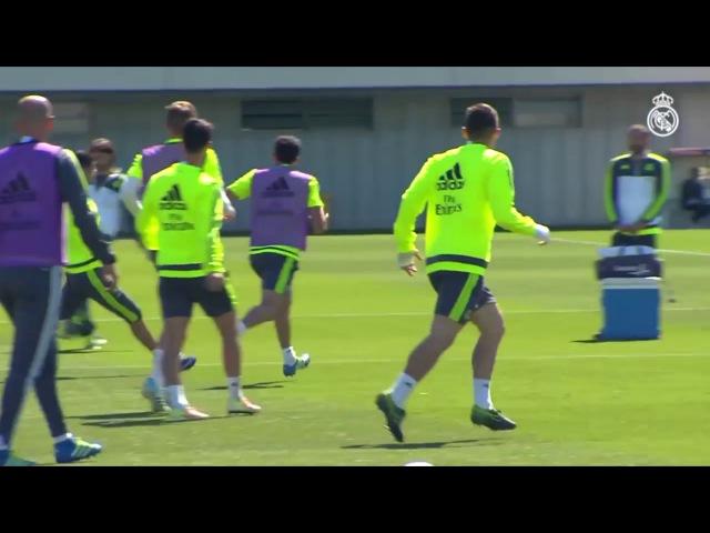 Как тренируется Криштиану Роналду / Cristiano Ronaldo trainings