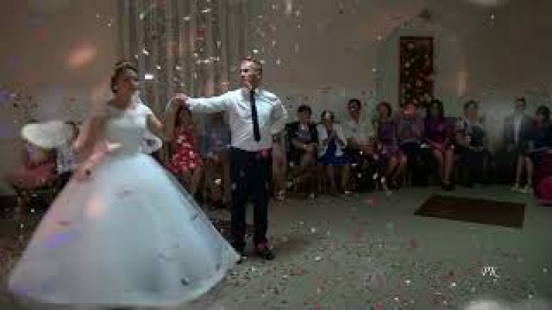 Перший танець молодят Лілії Тараса - The first dance of the newlyweds