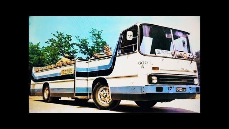 Самые необычные советские автобусы [АВТО СССР]