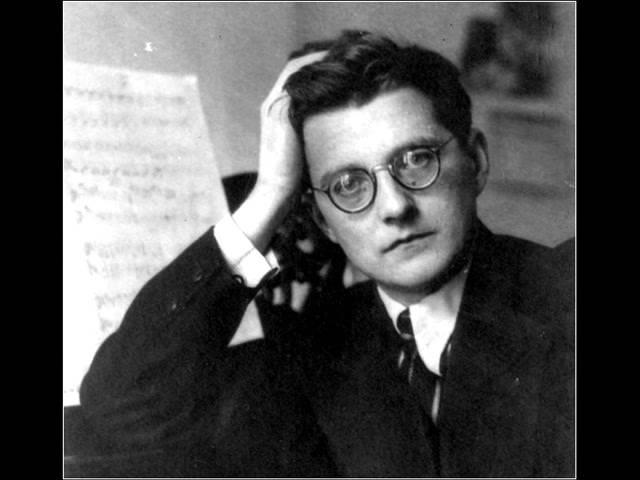 Shostakovich 2 Pieces By D. Scarlatti Op.17 - 2. Capriccio