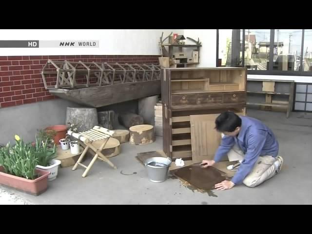 BEGIN Japanology - Sashimono Woodwork 木工