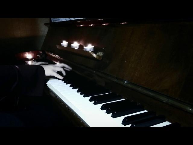 OST Bloodborne Cleric Beast - Tsukasa Saitoh (piano cover)