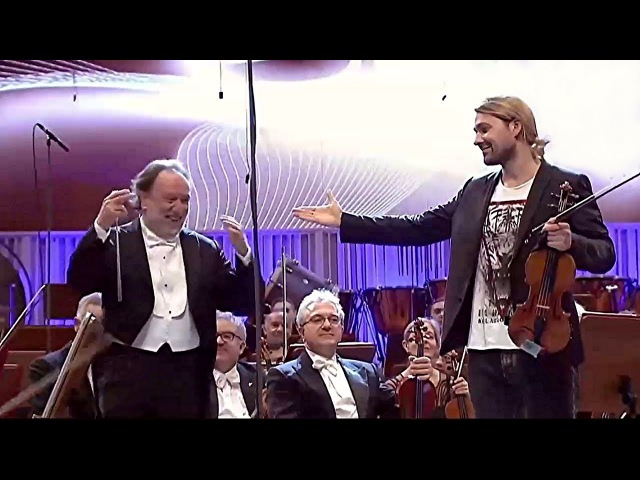 David Garrett✮♫ Allegro vivacissimo/Violin Konzert-Op.35 v.P.Tschaikowski