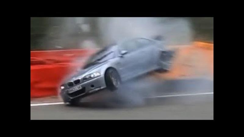 TOP 13 of Hardest BMW CRASHES Nürburgring Nordschleife M3 CSL M5 FAIL Compilation Spa Francorchamps