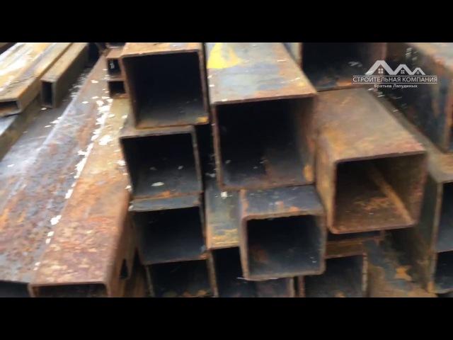 Установка забора при строительстве каркасного дома | Лапудины.рф