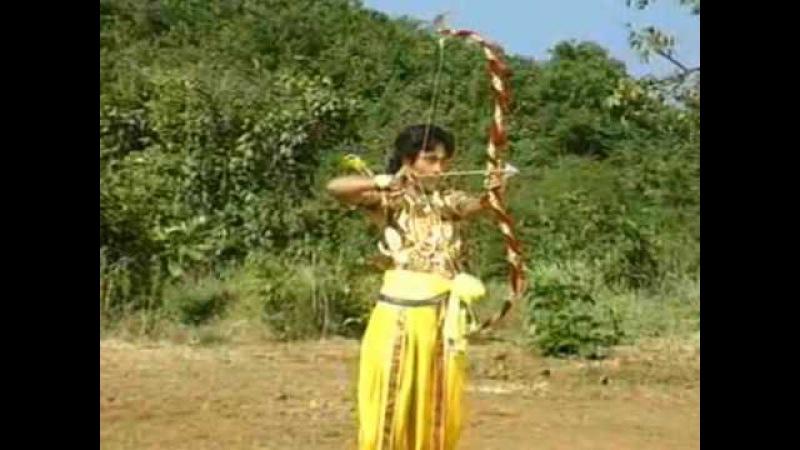 Махабхарата I Mahabharat - 23 Серия из 94 (1988-1990)