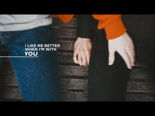 James alyssa | i like me better when i'm with you