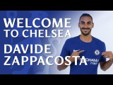 Davide Zappacosta is a Blue Exclusive First Interview