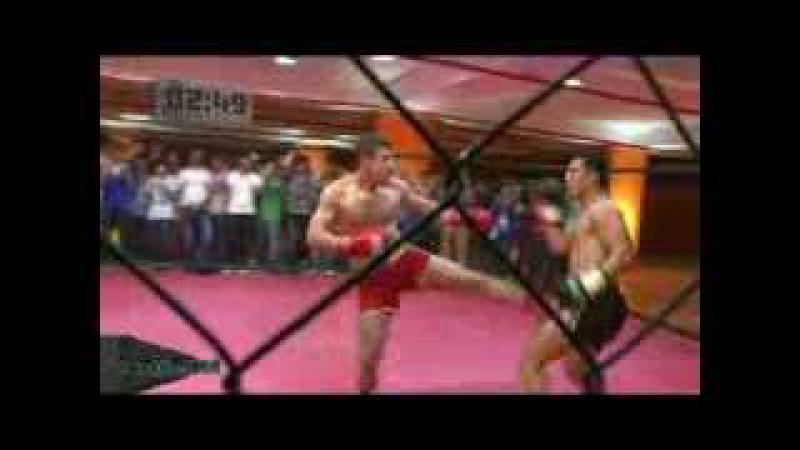 UFC Sokak Dövüşcüsü Halil Özışık VS Mehmet Karabürk müthiş maç canlı Yayın