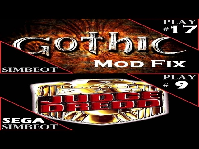 2 в 1 Прохождение: Gothic 1 (ГОТИКА 1) Mod Fix 17 (нарезка) | SEGA: Judge Dredd The Movie 9 » Freewka.com - Смотреть онлайн в хорощем качестве