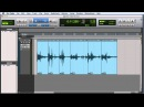 Editing Game Foley Elements in Pro Tools
