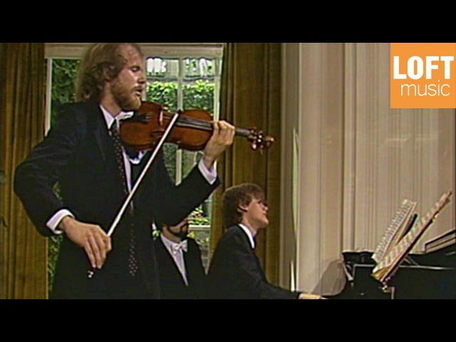 Mozart - Violin Sonata No. 35 in A major, K. 526