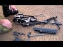HK G36 Zerlegen und Zusammensetzen Г36 разборка/Сборка HK G36 disassembly Автомат HK G36