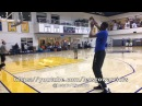 Views from Warriors practice: Durant shooting, Casspi w/ son, Klay, Jordan Bell, Patrick McCaw