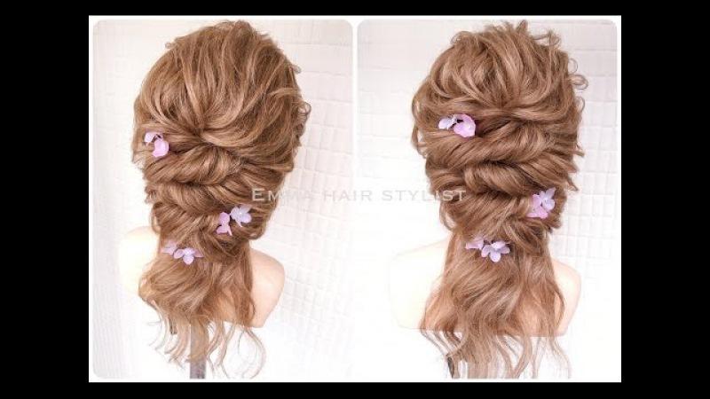 Wedding hairstyles新祕教學 新娘髮型-快速換髮造型/單股扭轉運用