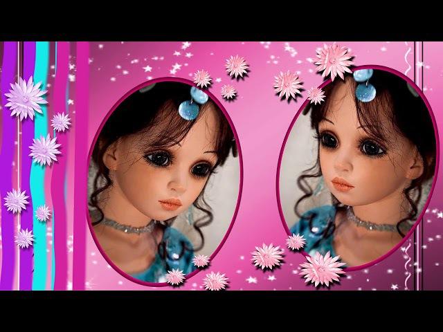 Ирина Уварова Ожившая кукла Irina Uvarova Animated doll