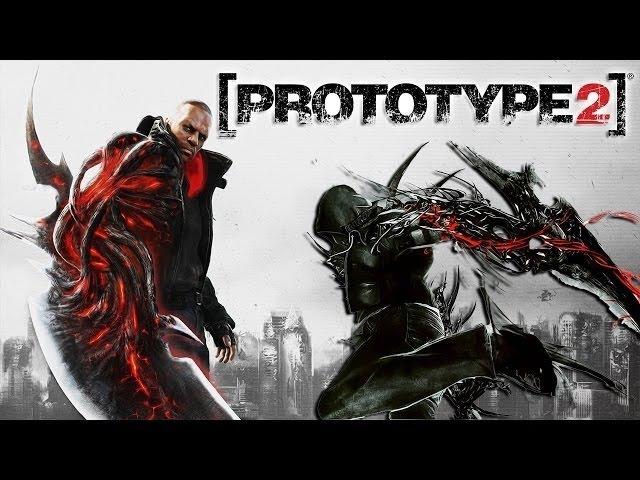 Prototype 2 Игрофильм