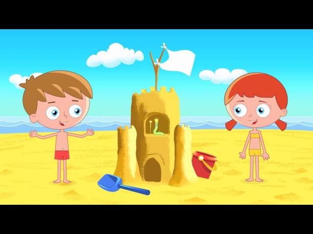 4 Pory roku - Piosenki dla dzieci bajubaju.tv