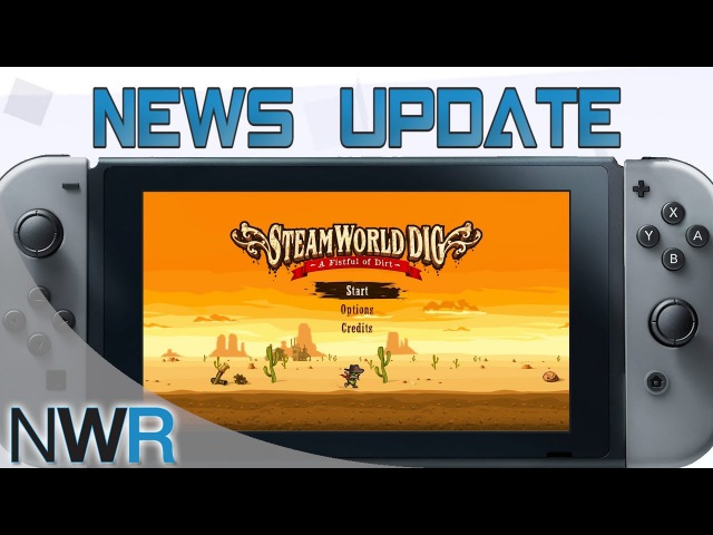 NEWS: SteamWorld Dig Coming To Switch!