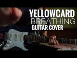 Yellowcard - Breathing (guitar cover) HQ  60fps