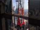 Ironworkers 55th floor Comcast Phila pa