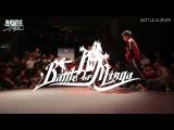 ElectroStyle vs. Ang  Quarter Groups - Battle of Minga 2017