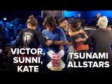 VICTOR + SUNNI + KATE vs TSUNAMI ALLSTARS / FINAL BATTLE / RED BULL BC ONE 3VS3