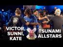 VICTOR SUNNI KATE vs TSUNAMI ALLSTARS / FINAL BATTLE / RED BULL BC ONE 2017 3VS3