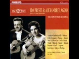 George Frideric Handel Chaconne in G (Ida Presti &amp A. Lagoya)