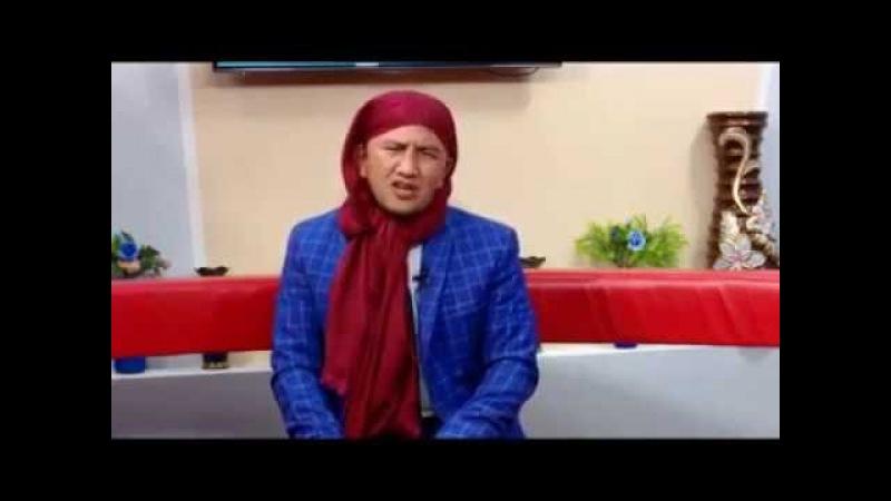 Valijon Shamshiyev - Osh shahrida qiziqarli suhbat xamma lol