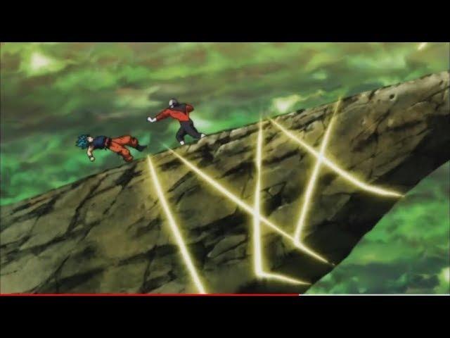 Goku Almost Eliminated Jiren | Dragon Ball Super Episode 123 English Sub