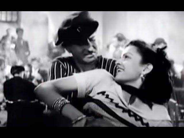Радж Капур - песня Один,другой,третий из легендарного к/ф Бродяга