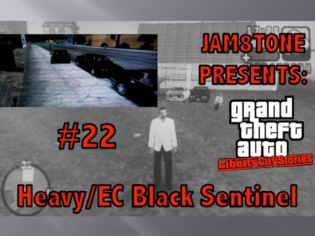GTA LCS Special Vehicle Guide Part 22 (Obtaining a Heavy/EC Black Sentinel)